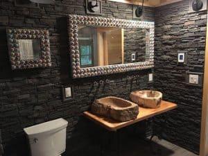 FAX STONE BATHROOM