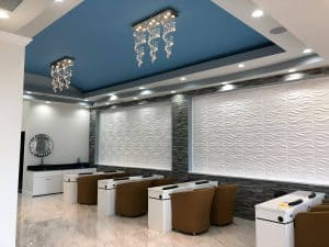 Nail Salon Modern interiors