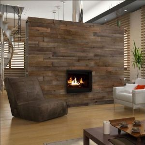 rustic as is wood planks