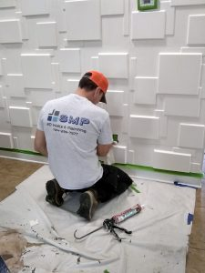 SMP 3d walls projects