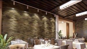 hospitality wall designs