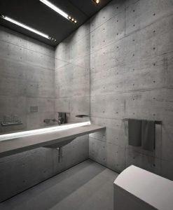 real cast concrete walls charlotte
