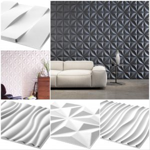 3D FIBER WALL DESIGNS BY SMP