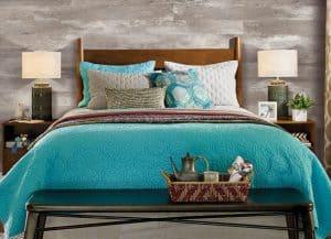wood bedroom designs