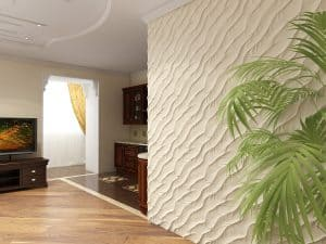 gypsum 3d walls
