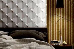 bedroom modern walls