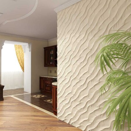 gypsum 3d walls